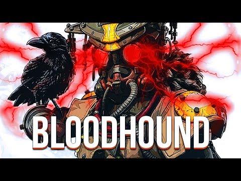 Apex Legends Bloodhound Guide