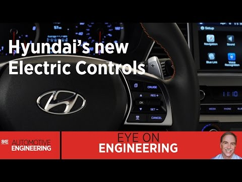 SAE Eye on Engineering: Hyundai's new Electronic Controls