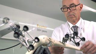 High-Tech Gelenkersatz: Höchste Präzision durch MAKO-Robotersystem