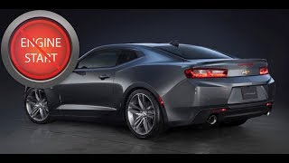 Chevy Camaro with a dead key fob: Get in and start push button start models.
