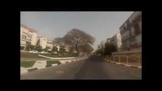 preview picture of video 'שדרות משה גושן - קרית מוצקין - Moshe Goshen Boulevard - Kiriat Motzkin'