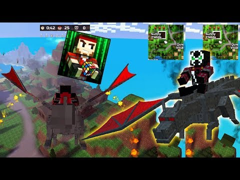 Pixel Gun 3D - Battle Royale - Evil Dragon (NEW UPDATE 16.0.0)