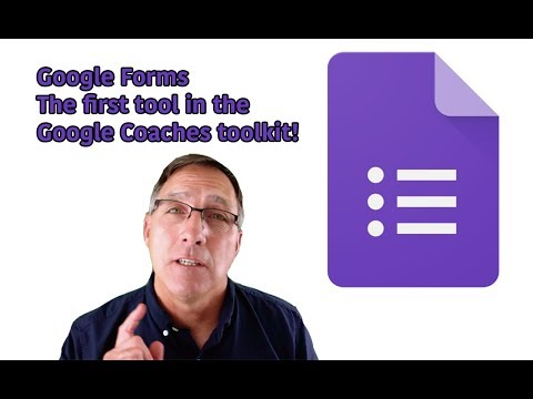 How to use Google Forms to turbo charge your coaching effectiveness