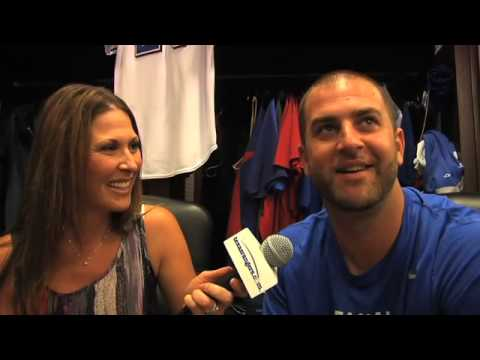 Emily's Outtakes   Mike Napoli plays Rangers Most Likely   Video   texasrangers com  Multimedia