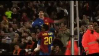 FC Barcelona, Leo Messi 2009-2010