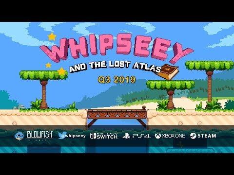 Whipseey and The Lost Atlas - Coming Soon! thumbnail