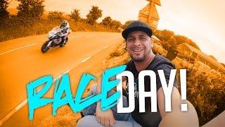 JP Performance - ISLE OF MAN TT 2016 | Raceday!