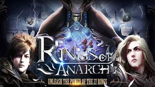 Rings of Anarchy 3D MMORPG  CBT Gameplay ᴴᴰ