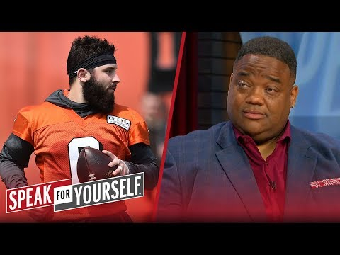 Baker Mayfield's actions are endangering the Browns — Whitlock | NFL | SPEAK FOR YOURSELF