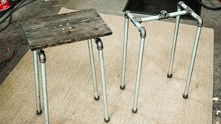 How   To   Peter Yurkowski's DIY Bar Stools   Home & Family