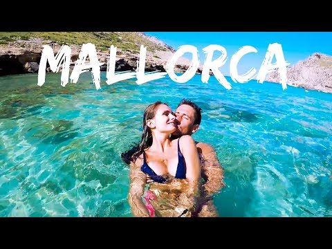 SUMMER In MALLORCA - Spain | Drone | (Travel The World)