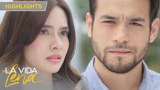 Miguel asks Lena for forgiveness on what happened to Lolo Dado   La Vida Lena