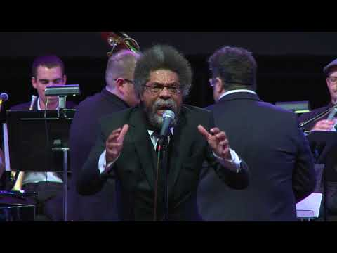 The Cornel West Concerto w/ Brooklyn College Big Band