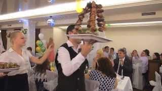 Русско-армянская свадьба в Питере!