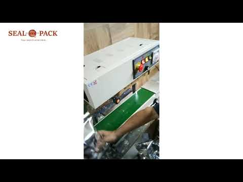 Imported Vertical Continuous Band Sealer