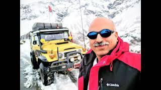 preview picture of video 'Naran -Toyota BJ40/1984 Early winter Trip to Jalkhad'