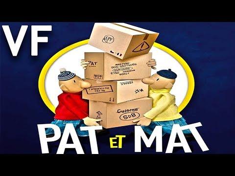 Pat et Mat déménagent ! Bande-annonce VF