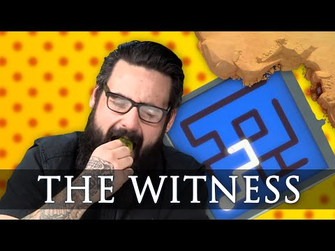 The Witness - Hot Pepper Game Review ft. Gav Murphy  (IGN)