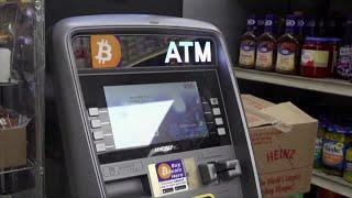 Gibt es Bitcoin ATM in Europa?