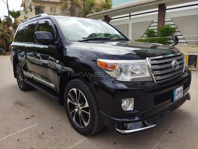 Toyota Land Cruiser AX 2011 for Sale in Karachi