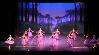 Cinderella Ballet - Pt 3/3: with the fairies