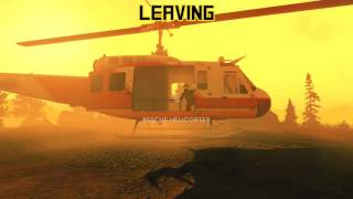Firewatch - Every Ending