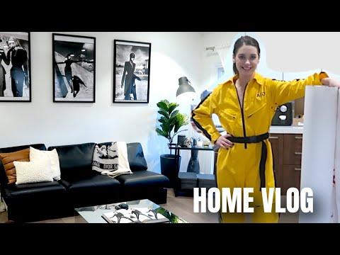Redoing My House! Plus Clothing Haul | Vlog #22 | Amanda Steele