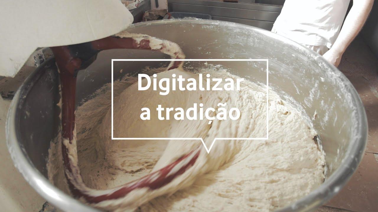 Digitalizar a tradição