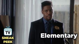 """Sneak peek 2 6.12 """"Elementary"""" - CBS"""