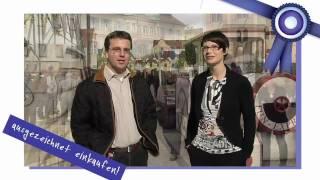 preview picture of video 'Ausgezeichnet Einkaufen in der Lebendigen Innenstadt'