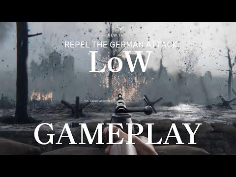 Gameplay de Land of War The Beginning
