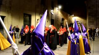 preview picture of video 'Procesión de Martes Santo - Semana Santa - Ávila 2015'