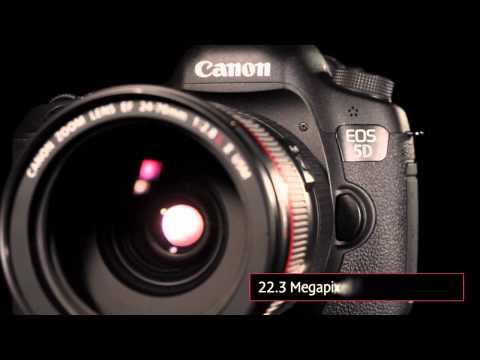 Canon lanza la nueva eos 5d mark iii de 22 3 mp ahora con for Canon 5d especificaciones