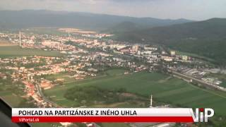 preview picture of video 'Pohľad na Partizánske z iného uhla'