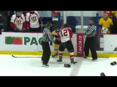 Tommy Cardinal vs. Mikael Sabourin