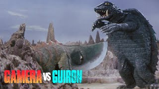 Gamera vs. Guiron Clip - Showdown HD