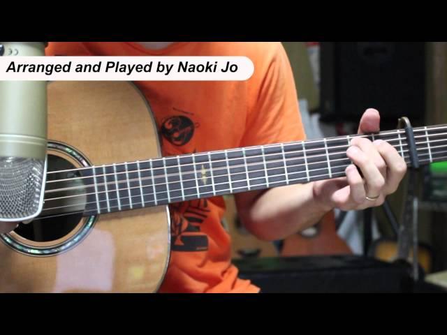 ソロギター-i-love-you-尾崎豊-tab譜あり-編曲-演奏-城直樹-arr-ply
