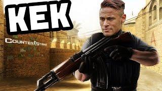"КЕК Юнайтед: Неймар играет в ""Counter-Strike""!"
