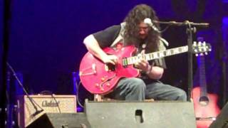 preview picture of video 'Raimundo Amador plays the Blues in Mojacar'