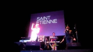 Saint Etienne - Lose that Girl (Live @ Teatro Lara, Madrid 15/11/2012)