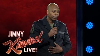 Dave Chappelle Reveals Why He Has a No Phone Policy | Kholo.pk