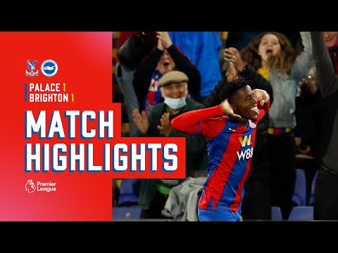 Highlights trận đấu giữa Crystal Palace và Brighton