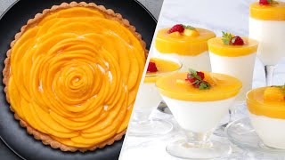 5 Desserts For Mango Lovers • Tasty Recipes