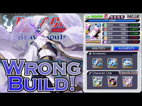 Bleach Brave Souls Wrong Build: Gin NAD (Spooks Ver.) Mp3