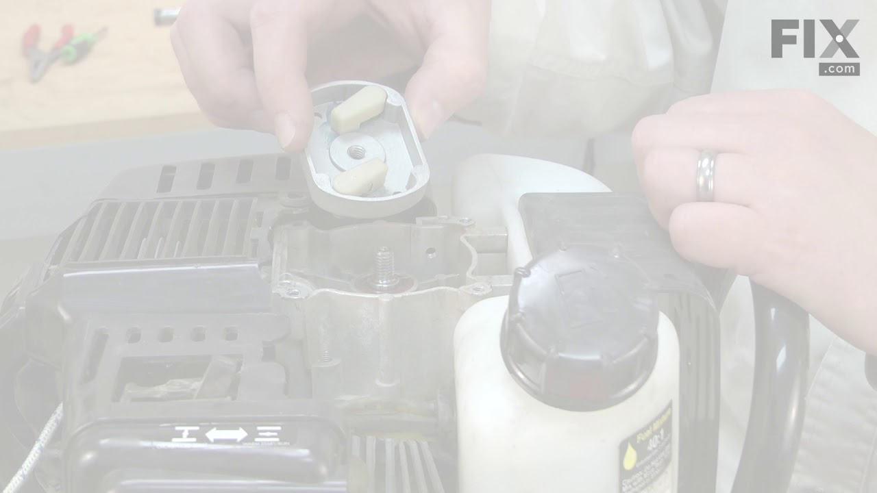 Replacing your Southland Tiller Recoil Starter Assembly