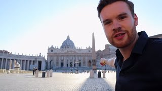 Exploring The Mysterious Vatican City, Smallest Country In The World 🇻🇦