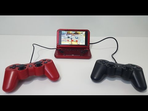 How To Convert the GPD XD into a Home Console (Part 2) - Connecting Playstation 3 Controllers