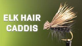 Elk Hair Caddis | Fly Tying Tutorial