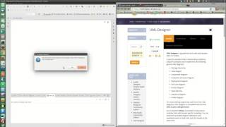 Uml tutorial 02 installing the eclipse papyrus plugin for java installing the uml designer in eclipse ccuart Images