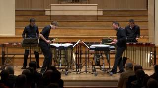 New to our YouTube channel Colin Currie performs Steve Reichs Mallet Quartet